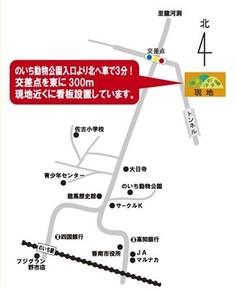 mikanyama-accessmap