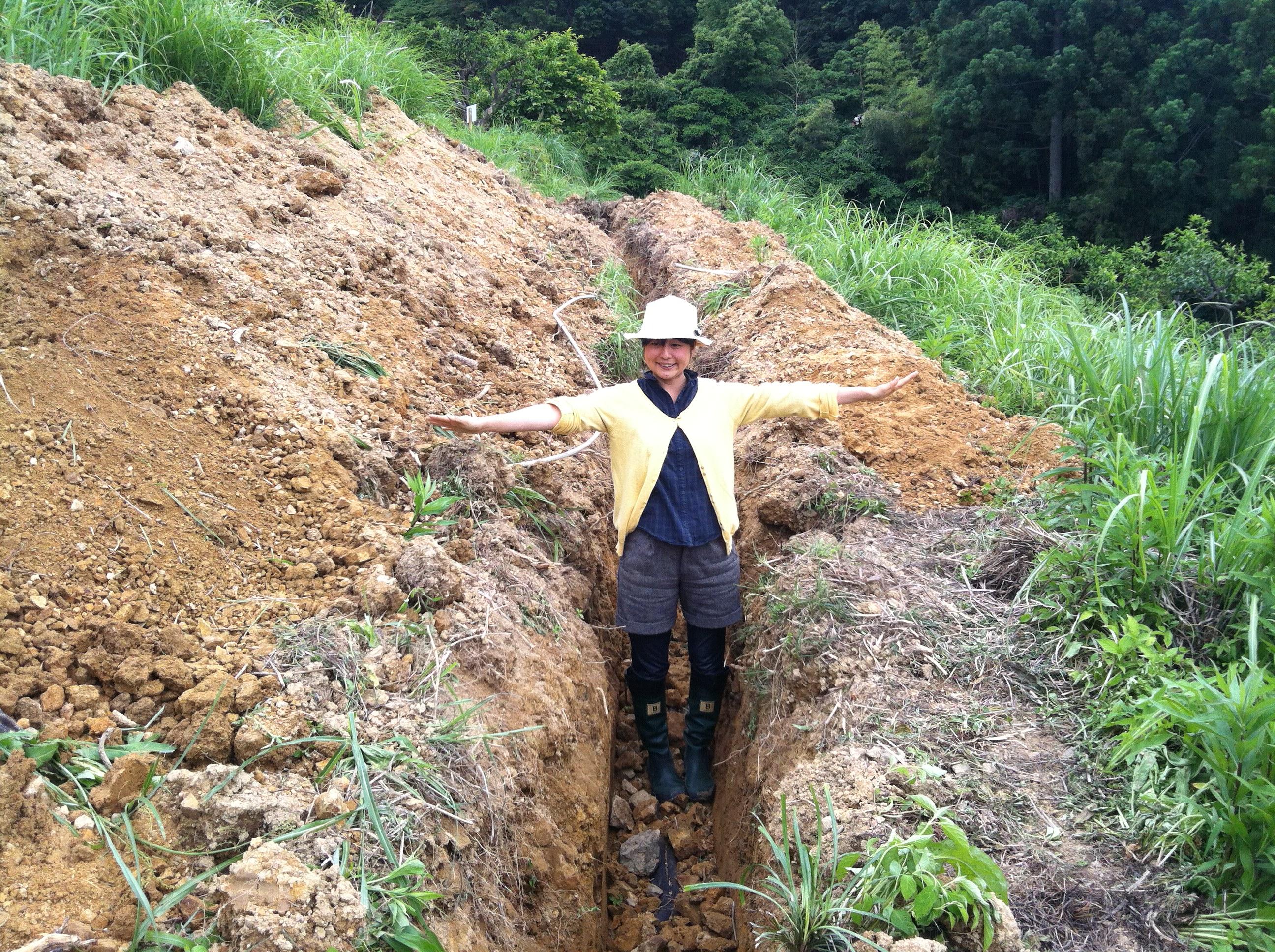 「 いけいけ排水プロジェクト! その① 」