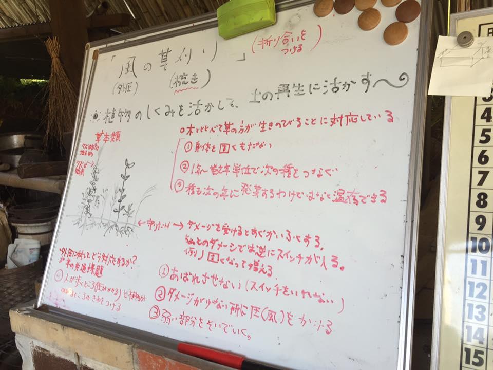 第17回土の再成ワークショップ!