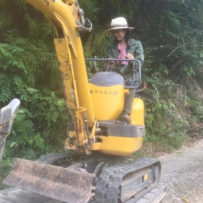 第2回 車道の復旧工事