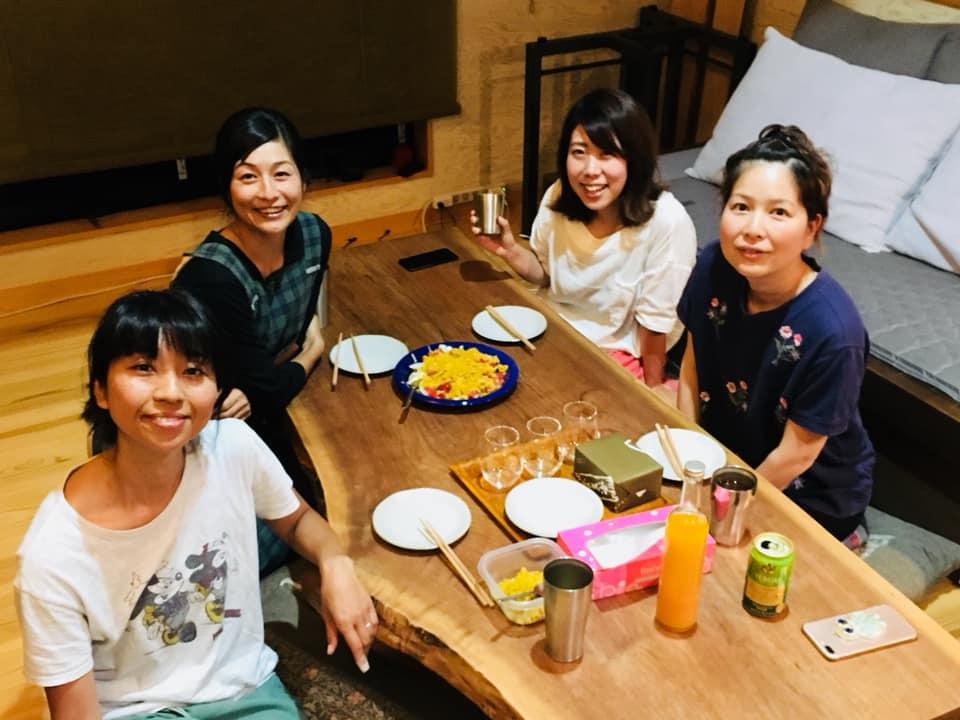 「第1回 地域✖️食で、頑張る女子会♪」