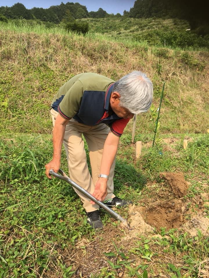 「土ができていれば何でも育つ。」ー高知樹木クリニックさんの土壌診断ー